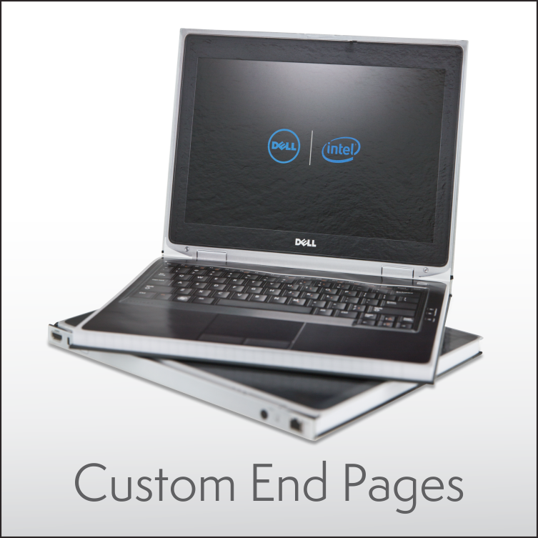 Custom End Pages