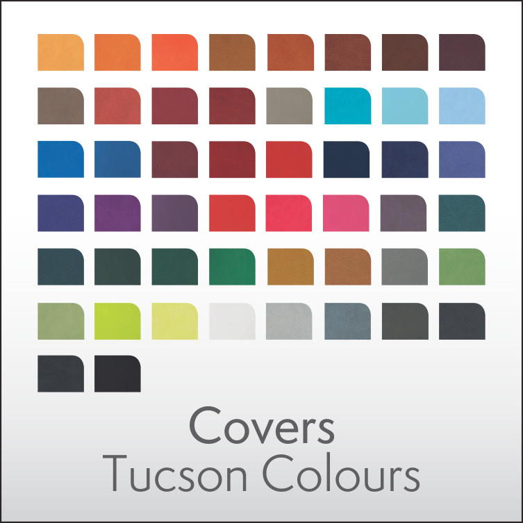 Covers-Tucson Colours